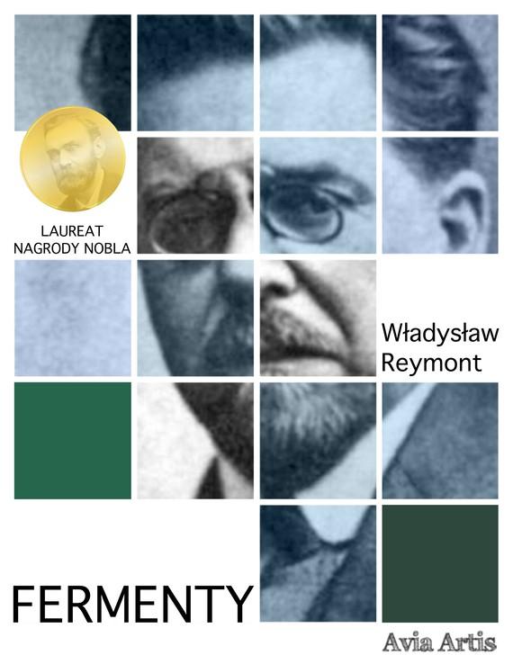 okładka Fermentyebook | epub, mobi | Władysław Reymont