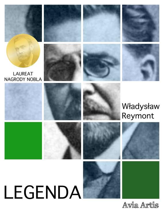 okładka Legendaebook   epub, mobi   Władysław Reymont