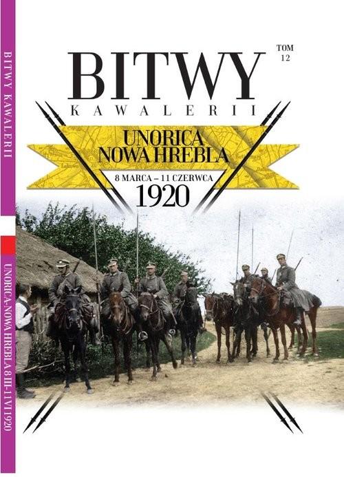 okładka Bitwy Kawalerii nr 12 Nowa Hreblaksiążka |  |