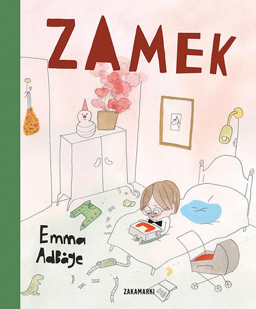 okładka Zamekksiążka |  | Emma Adbage