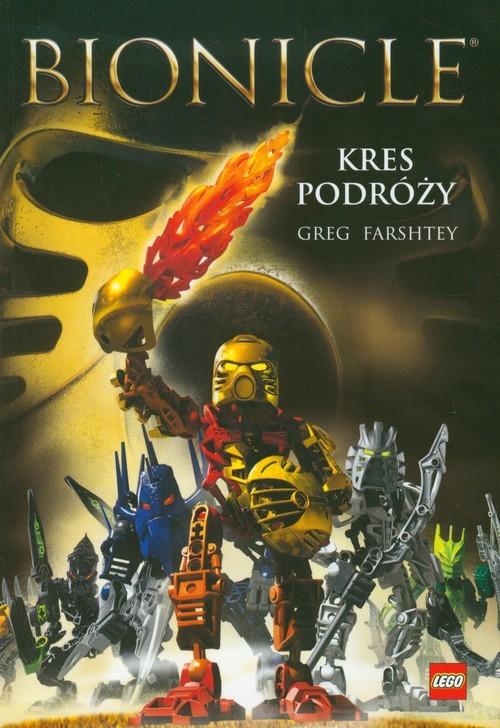 okładka Bionicle Kres podróży LBK-1książka |  | Greg Farshtey