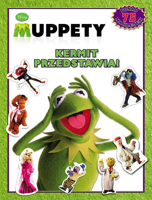okładka Kermit przedstawia! DT-2książka     
