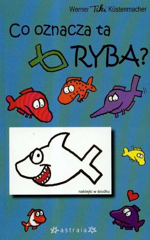 okładka Co oznacza ta rybaksiążka |  |