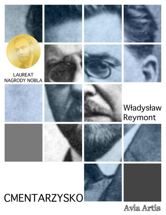 okładka Cmentarzyskoebook | epub, mobi | Władysław Reymont
