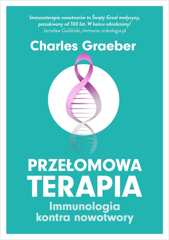 okładka Przełomowa terapiaebook | epub, mobi | Charles Graeber