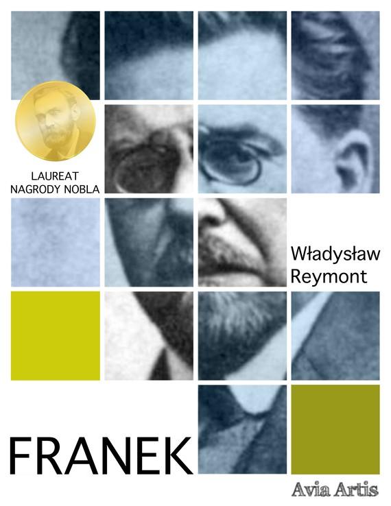 okładka Franekebook | epub, mobi | Władysław Reymont