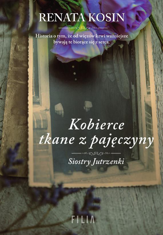 okładka Kobierce tkane z pajęczynyebook | epub, mobi | Renata Kosin