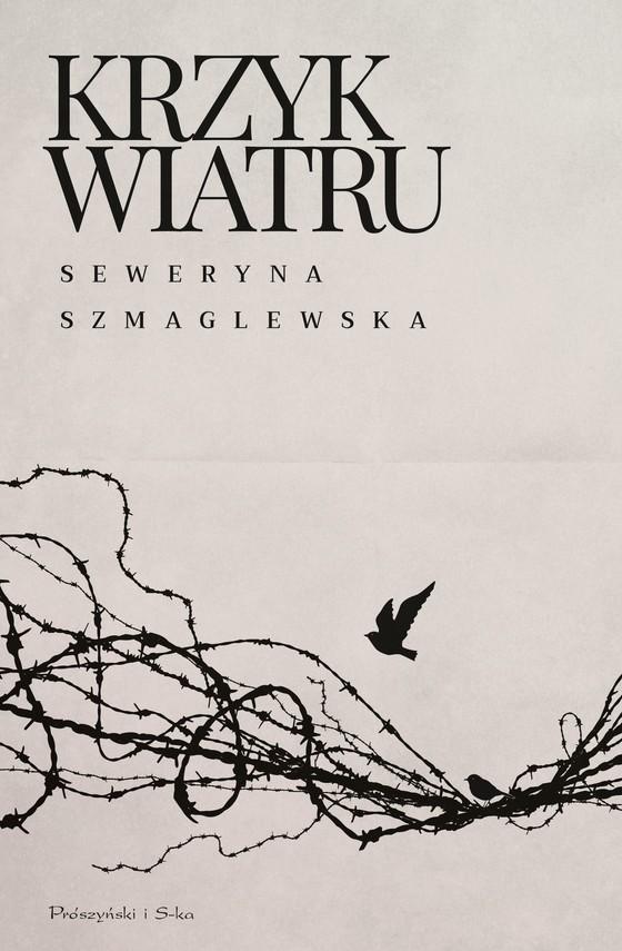 okładka Krzyk wiatruebook | epub, mobi | Seweryna Szmaglewska