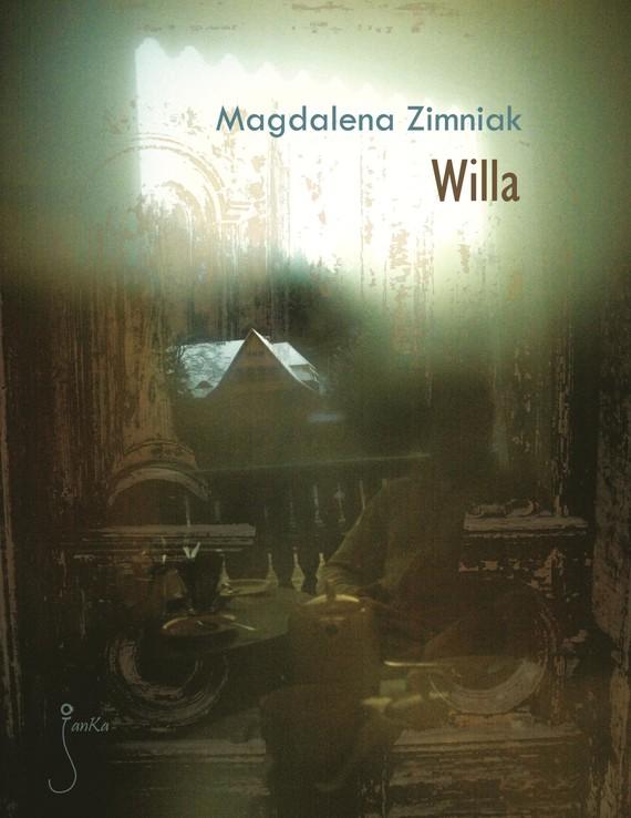 okładka Willaebook | epub, mobi | Magdalena Zimniak