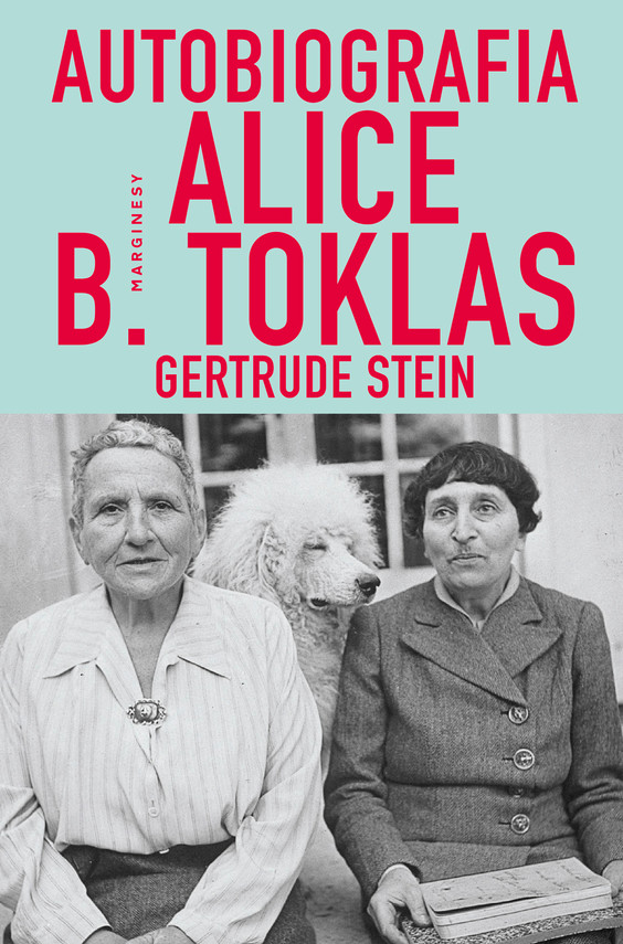 okładka Autobiografia Alice B. Toklasebook | epub, mobi | Gertrude Stein