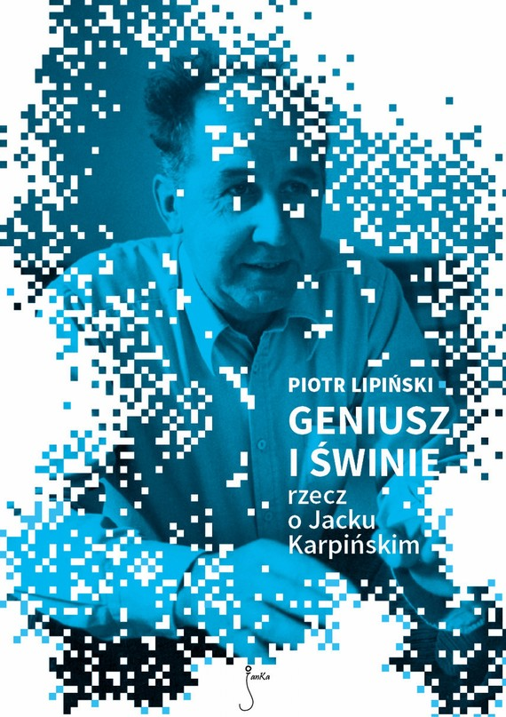 okładka Geniusz i świnieebook   epub, mobi   Piotr  Lipiński