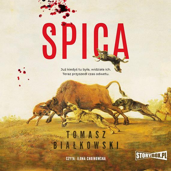 okładka Spicaaudiobook | MP3 | Tomasz  Białkowski
