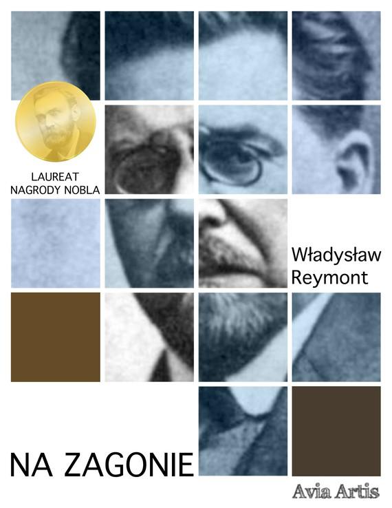 okładka Na zagonieebook | epub, mobi | Władysław Reymont