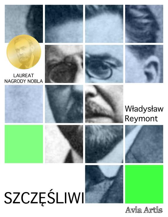 okładka Szczęśliwiebook | epub, mobi | Władysław Reymont