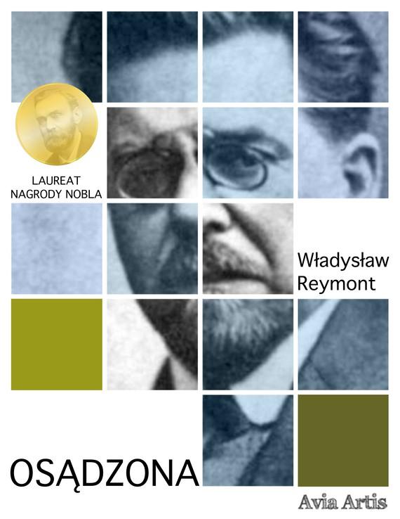 okładka Osądzonaebook | epub, mobi | Władysław Reymont