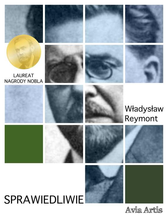 okładka Sprawiedliwieebook | epub, mobi | Władysław Reymont