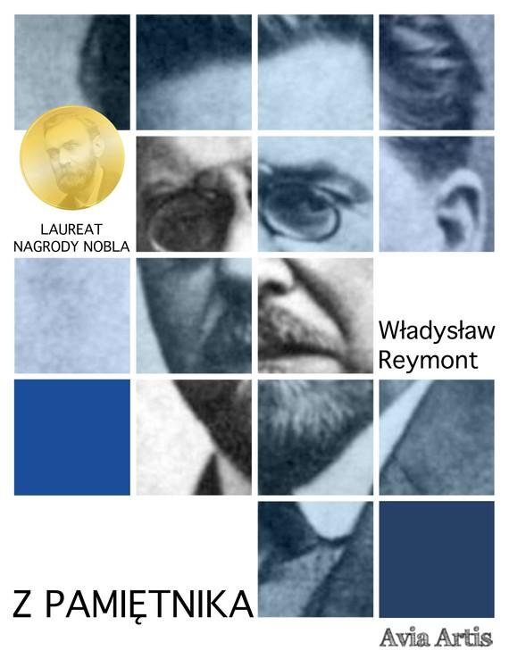 okładka Z pamiętnikaebook | epub, mobi | Władysław Reymont