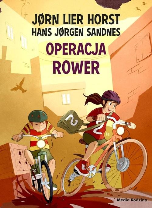 okładka Operacja Rowerksiążka |  | Jorn Lier Horst