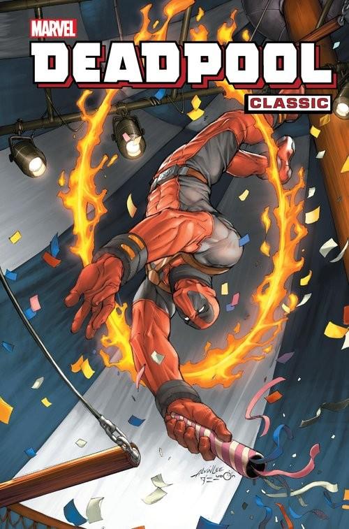 okładka Deadpool Classic Tom 10książka |  |