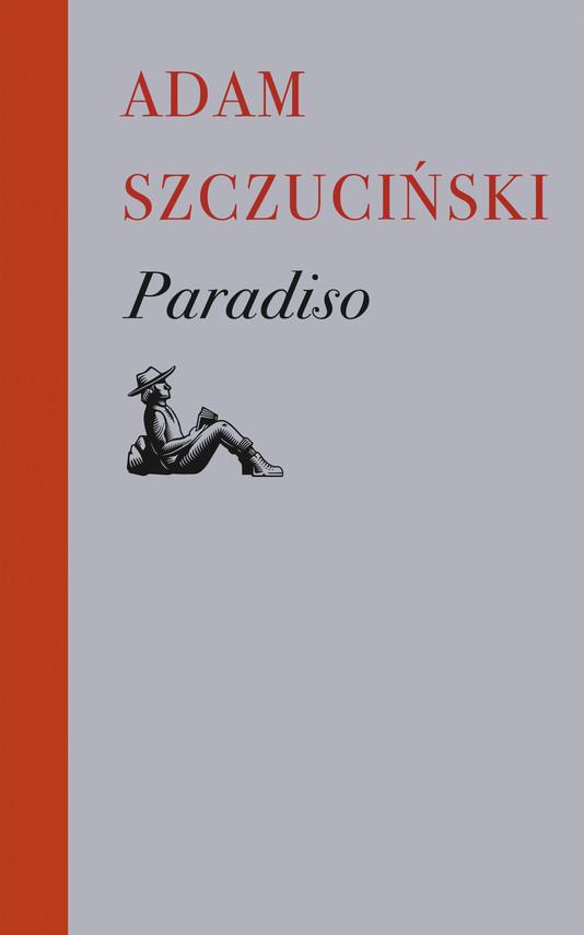 okładka Paradisoebook | epub, mobi | Adam Szczuciński
