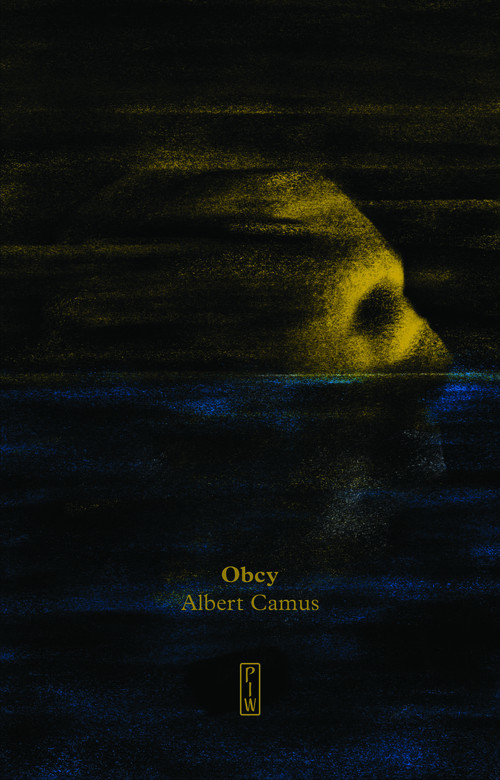 okładka Obcyksiążka      Albert Camus
