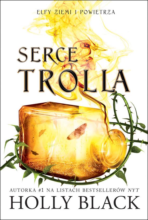 okładka Serce Trollaebook | epub, mobi | Holly Black