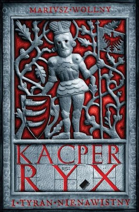 okładka Kacper Ryx i tyran nienawistnyebook | epub, mobi | Mariusz Wollny