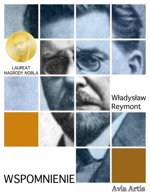 okładka Wspomnienieebook | epub, mobi | Władysław Reymont