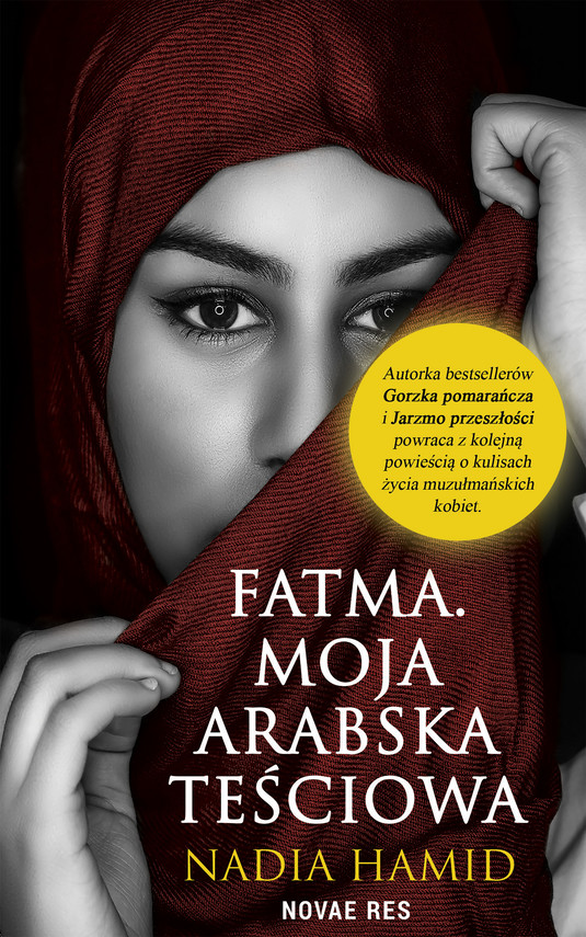 okładka Fatma. Moja arabska teściowaebook | epub, mobi | Nadia Hamid