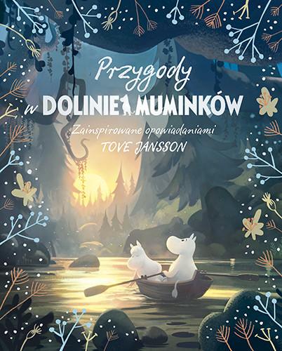 okładka Przygody w Dolinie Muminkówksiążka      Amanda Li