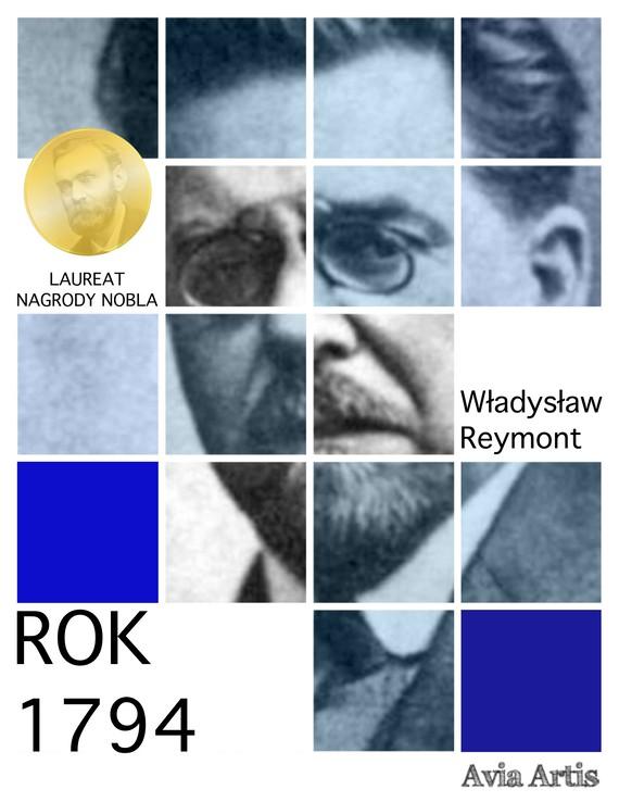 okładka Rok 1794ebook | epub, mobi | Władysław Reymont