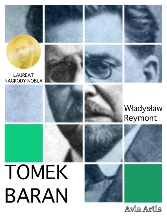 okładka Tomek Baranebook | epub, mobi | Władysław Reymont