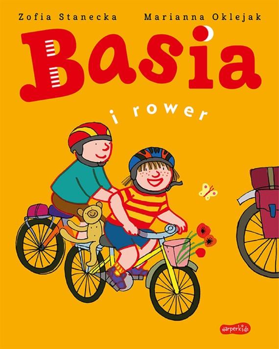 okładka Basia i rowerebook | pdf | Zofia Stanecka, Marianna Oklejak