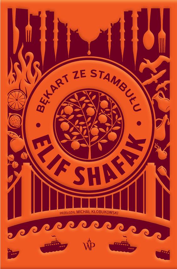 okładka Bękart ze Stambułuebook | epub, mobi | Elif Shafak