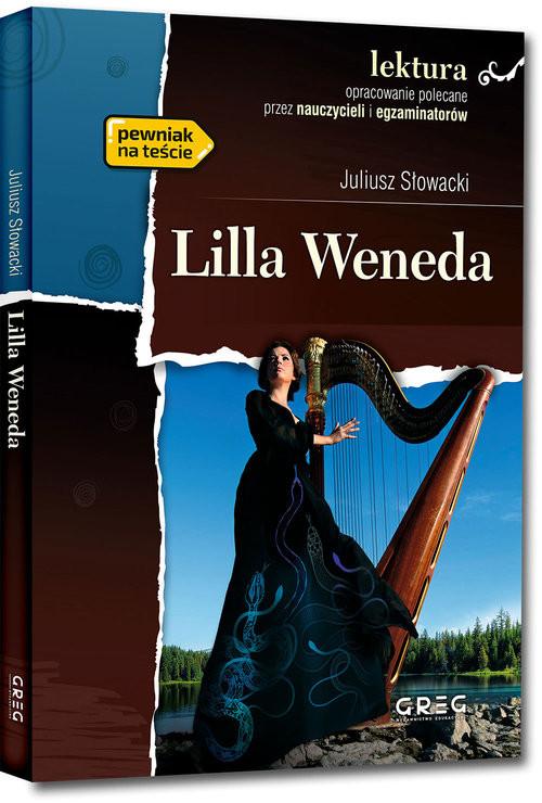 okładka Lilla Wenedaksiążka |  | Juliusz Słowacki