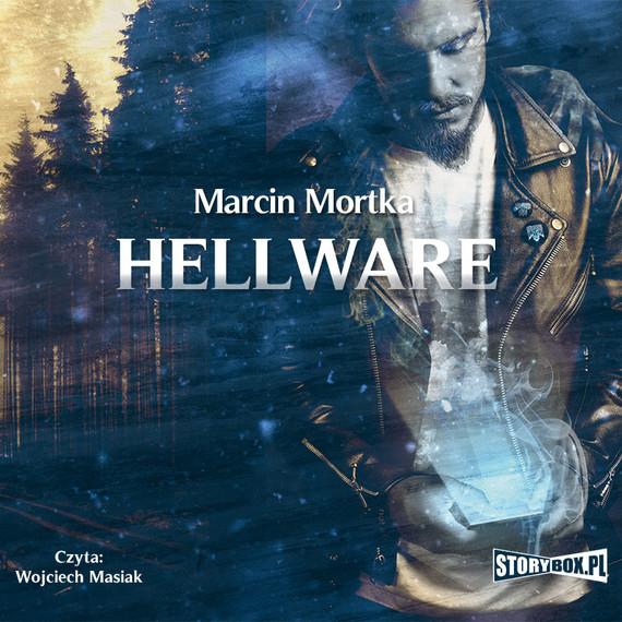okładka Hellwareaudiobook | MP3 | Marcin Mortka