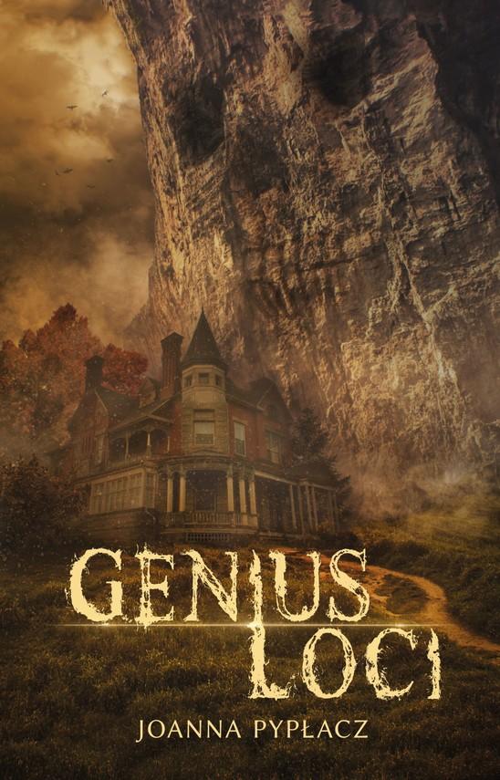okładka Genius lociebook | epub, mobi | Joanna Pypłacz