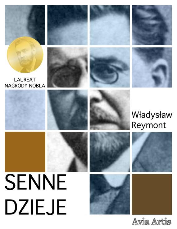 okładka Senne dziejeebook | epub, mobi | Władysław Reymont