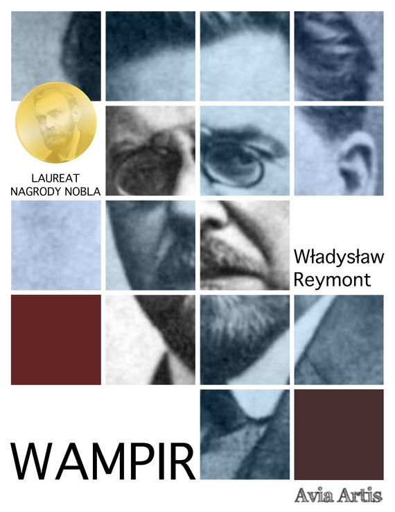 okładka Wampirebook | epub, mobi | Władysław Reymont