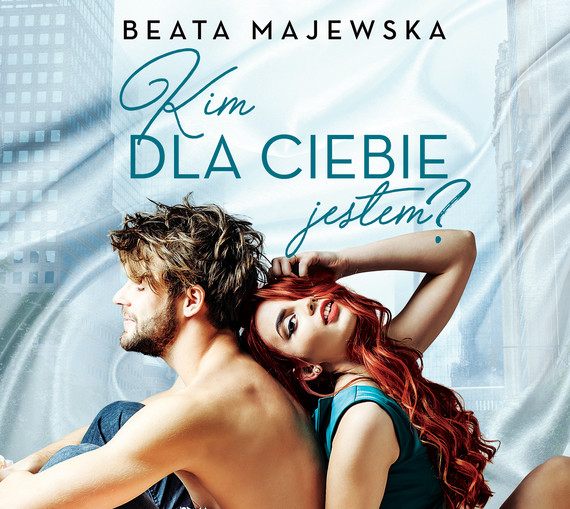 okładka Kim dla ciebie jestem?audiobook | MP3 | Beata Majewska