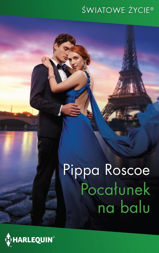okładka Pocałunek na baluebook | epub, mobi | Pippa Roscoe