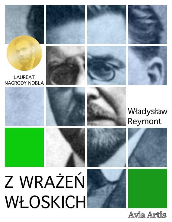 okładka Z wrażeń włoskichebook | epub, mobi | Władysław Reymont