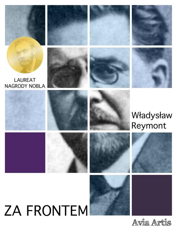 okładka Za frontemebook | epub, mobi | Władysław Reymont