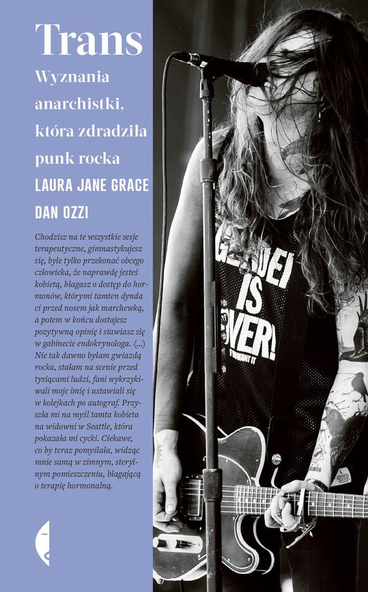 okładka Transebook | epub, mobi | Dan Ozzi, Laura Jane Grace