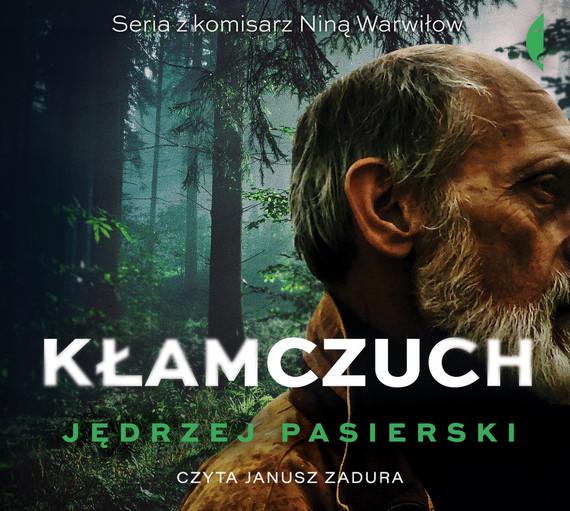 okładka Kłamczuchaudiobook   MP3   Jędrzej Pasierski