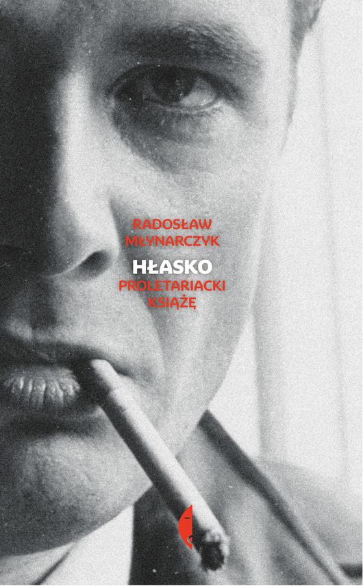 okładka Hłaskoebook | epub, mobi | Radosław Młynarczyk