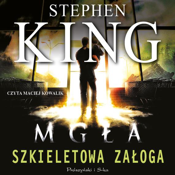 okładka Szkieletowa załogaaudiobook | MP3 | Stephen King