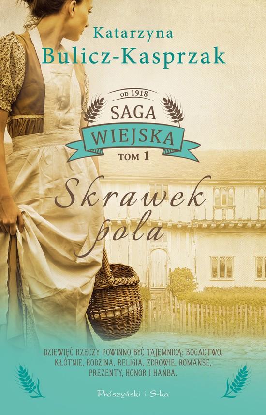 okładka Skrawek polaebook | epub, mobi | Kasia Bulicz-Kasprzak
