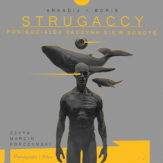 okładka Poniedziałek zaczyna się w sobotęaudiobook   MP3   Boris Strugacki, Arkadij Strugacki