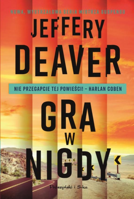 okładka Gra w nigdyebook | epub, mobi | Jeffery Deaver